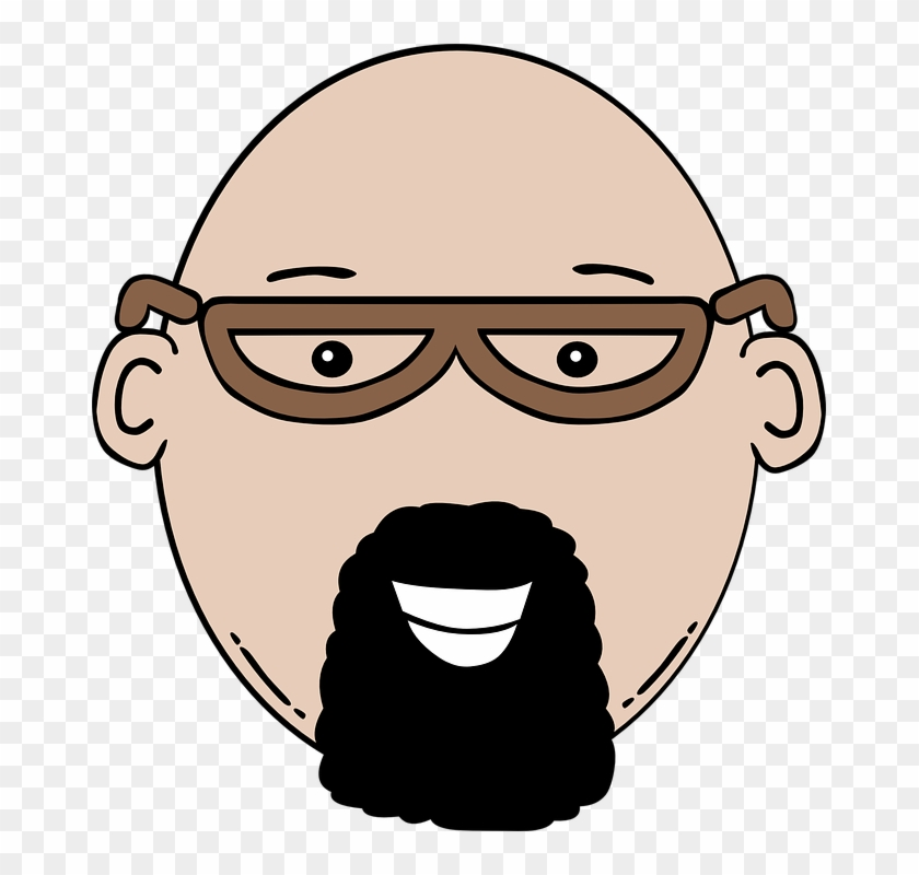 Man Clipart Father Face - Man Face Cartoon #96100