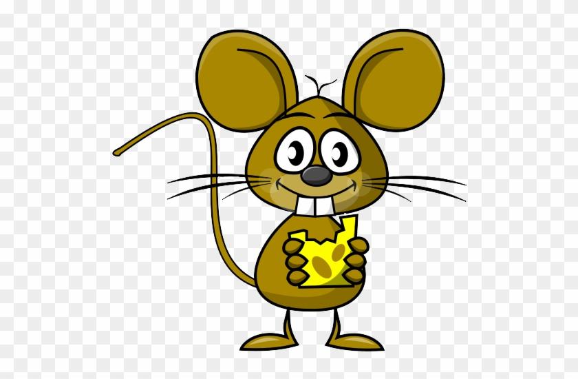 Birder Clipart - Animated Rat #96176