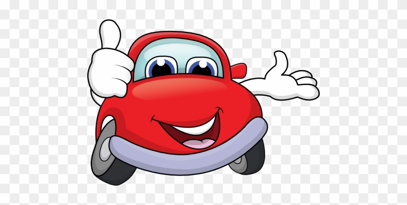Subscribe To Our Newsletter & Receive A Coupon For - Happy Car Clipart #96233