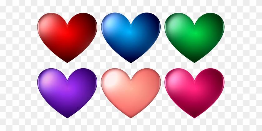 Heart, Shape, Love, Romance, Valentine - Love #96305