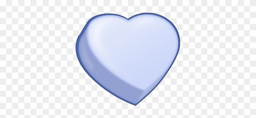 Blue Candy Heart - Luv You -- Ali Candy Heart Tile Coaster #96317