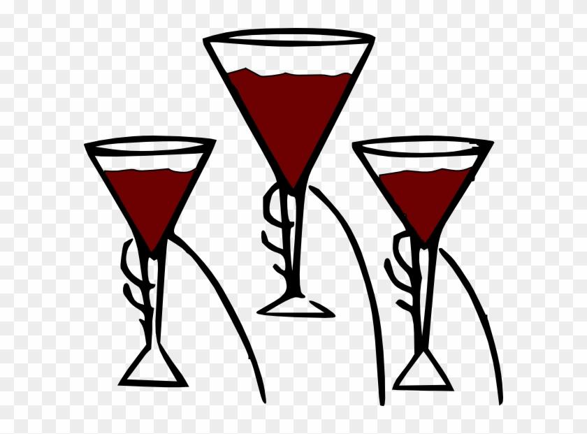 Wine Clip Art - Red Wine Cheese Clip Art #96526