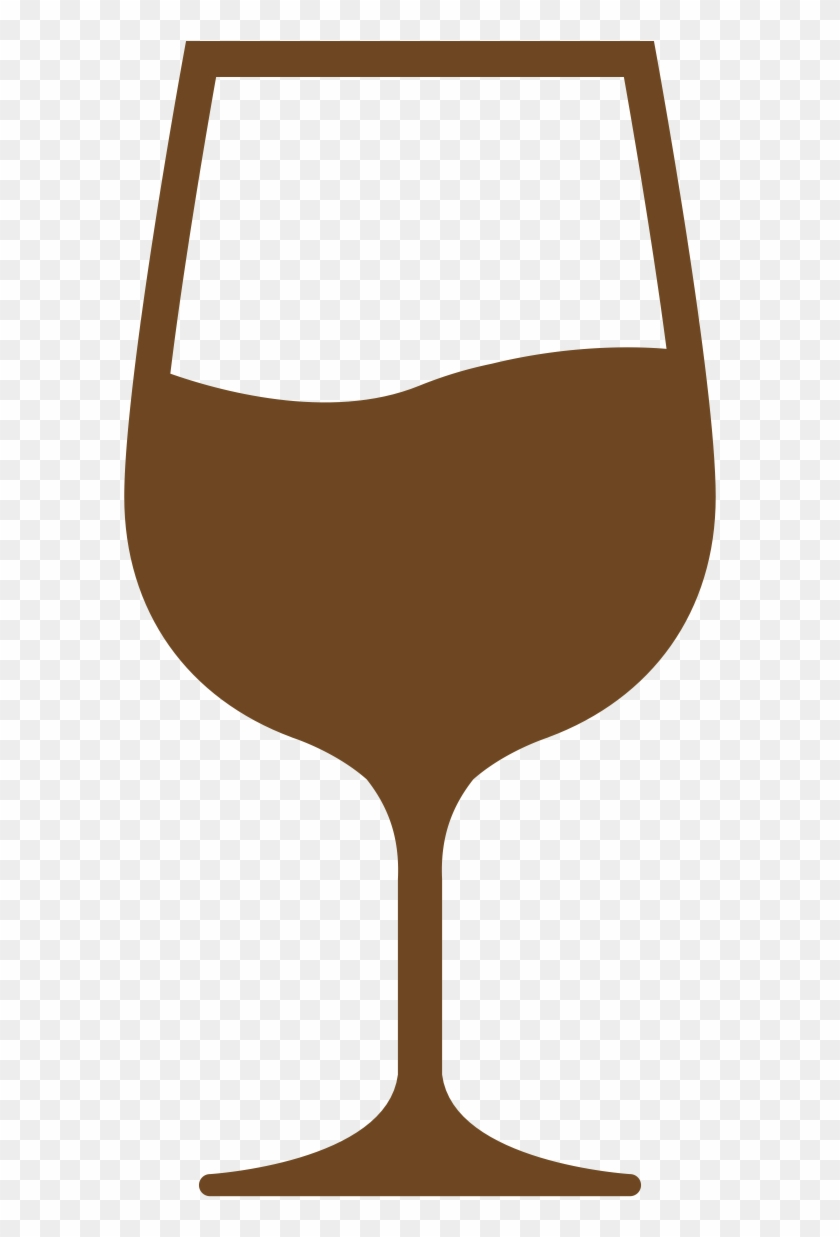 Wineries To Visit - Wine Glass #96538