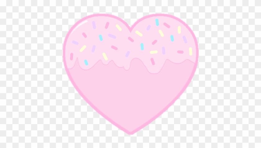 Candy Heart - Circle #96559