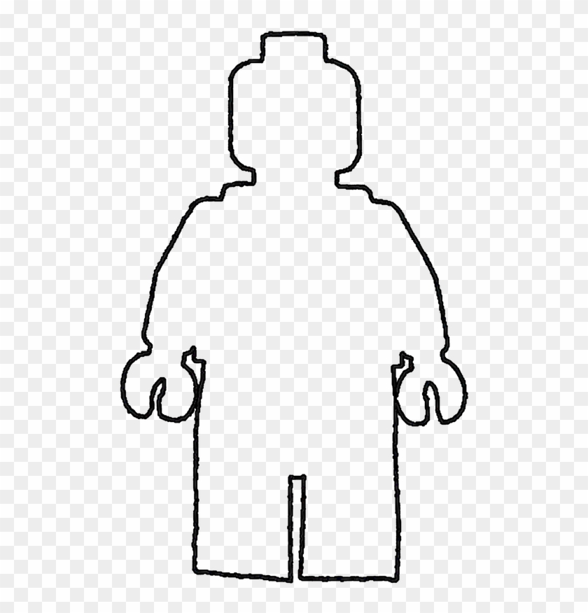 diy lego shirts free template lego man template free