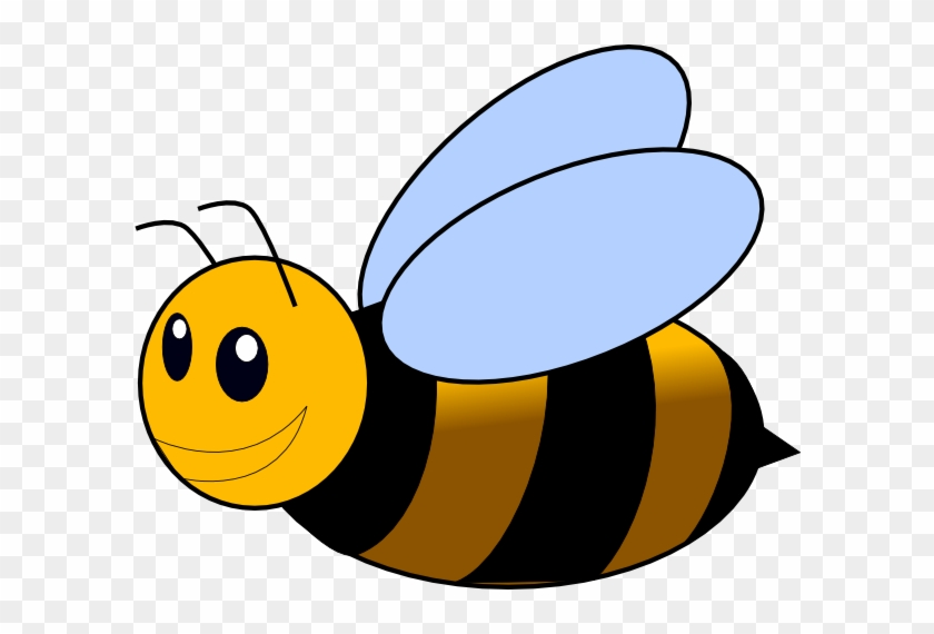 Bumble Bee Clip Art At Clipart Library - Bumble Bee Clip Art #96566