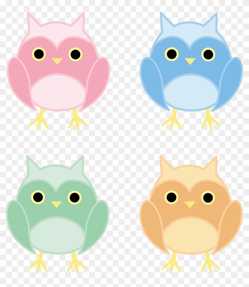 Free Cute Owl Clipart - Clip Art #96677