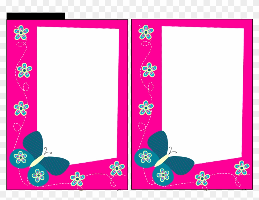 Free Baby Border Templates - Free Baby Border Templates #96742