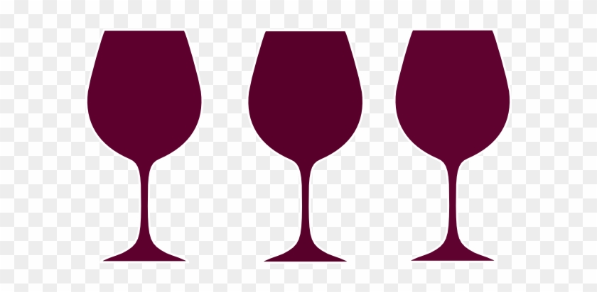 Clipart Of Wine, Glass And Consumption - Clip Art #96806
