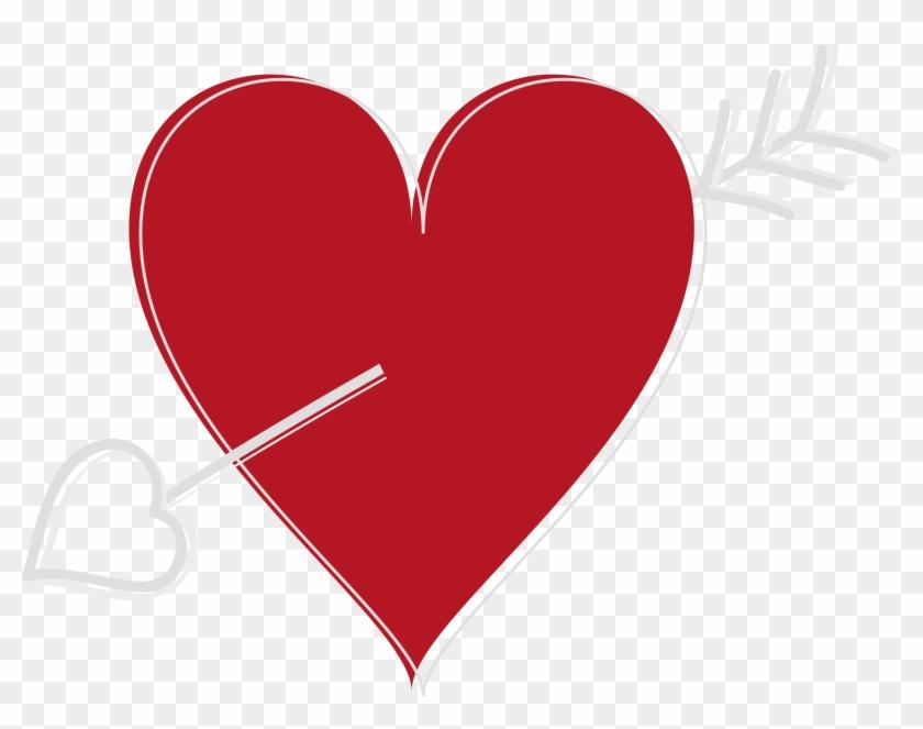 Heart And Arrows - Heart #96944