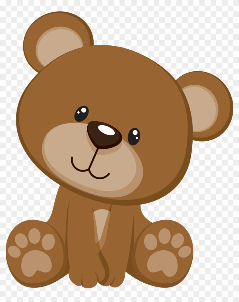 Clipart Baby, Baby Cards, Babyshower, Baby Shower Oso, - Cute Bear Png #96990