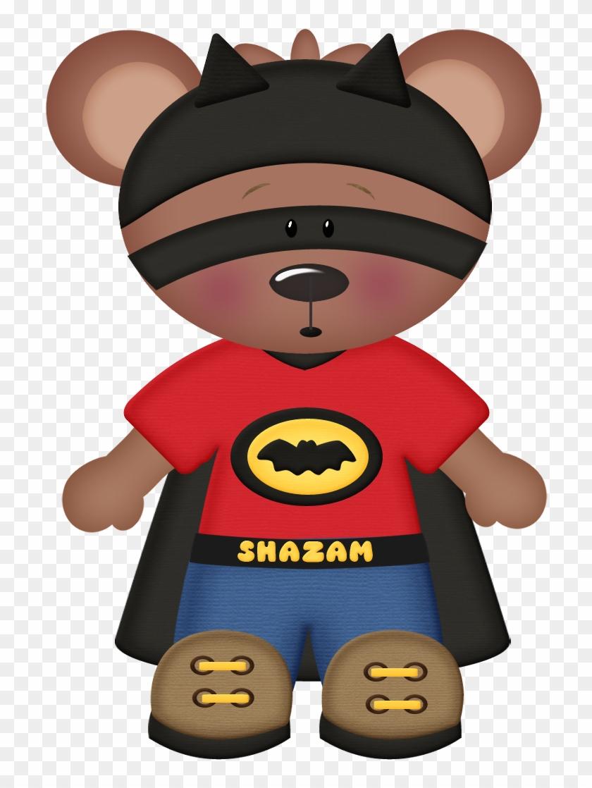 Shazam Bear - Bear #97005