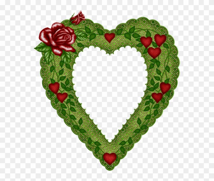 Coeur,tube,png - Wreath #97068