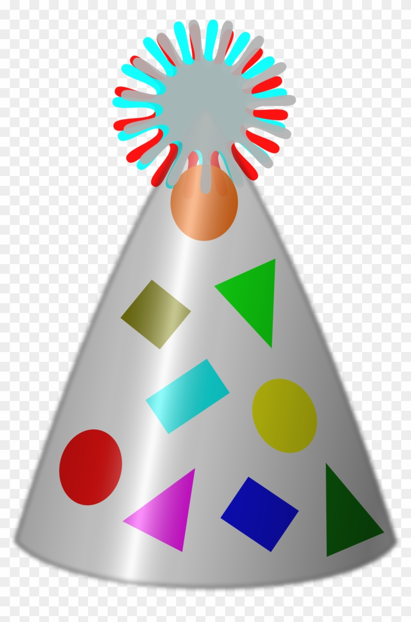 Party Clipart Party Hat - Birthday Hat Transparent Background #97150