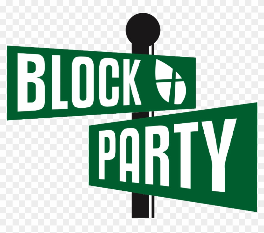 Barbecue Clipart Block Party - Block Party Clip Art #97180