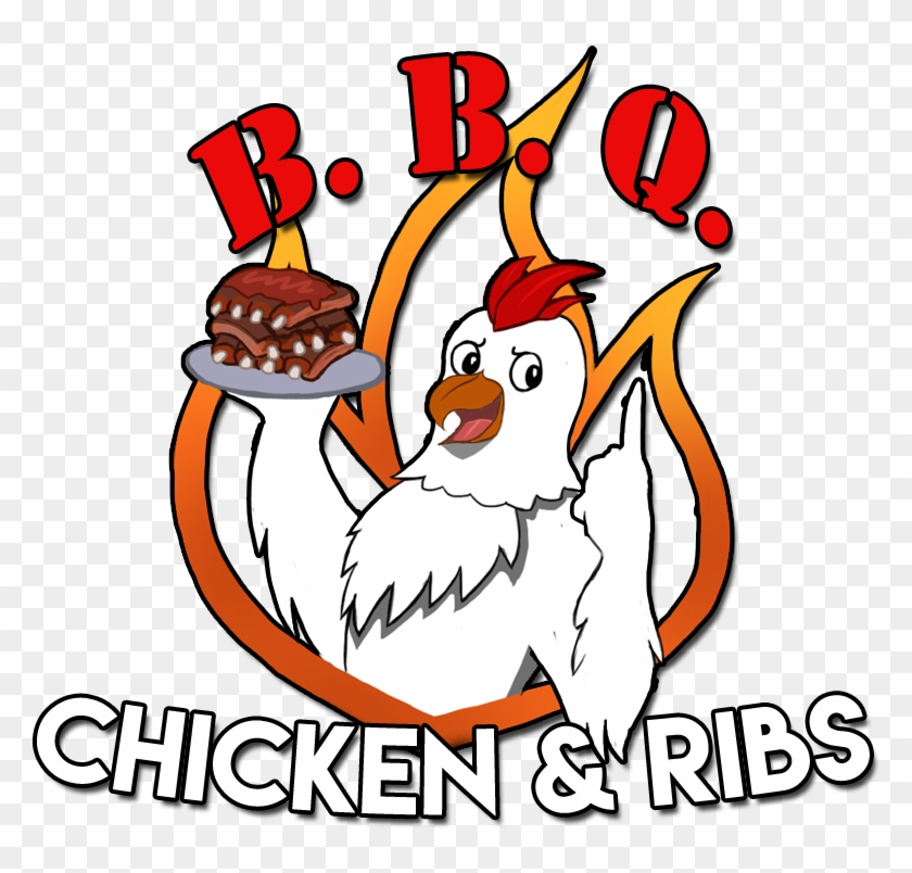 973 575 - Bbq Chicken And Ribs #97192