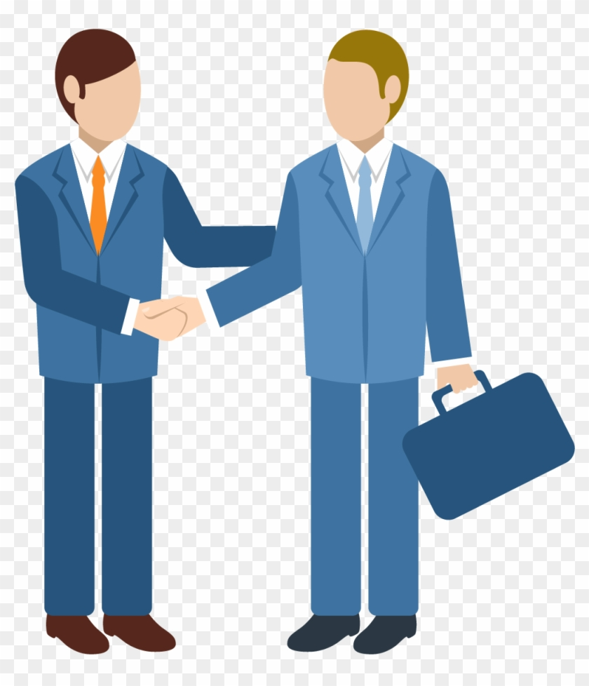 Meeting Clipart Business Meeting - People Shaking Hands Png #97215