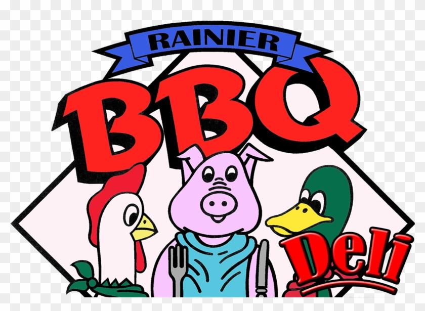 Rainier Bbq Deli - Rainier Restaurant And Bbq #97272