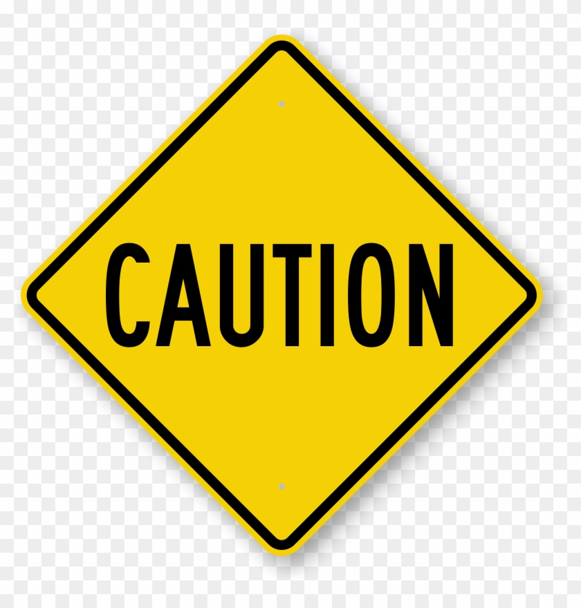 caution sign free download clip art on clipart slow signs for