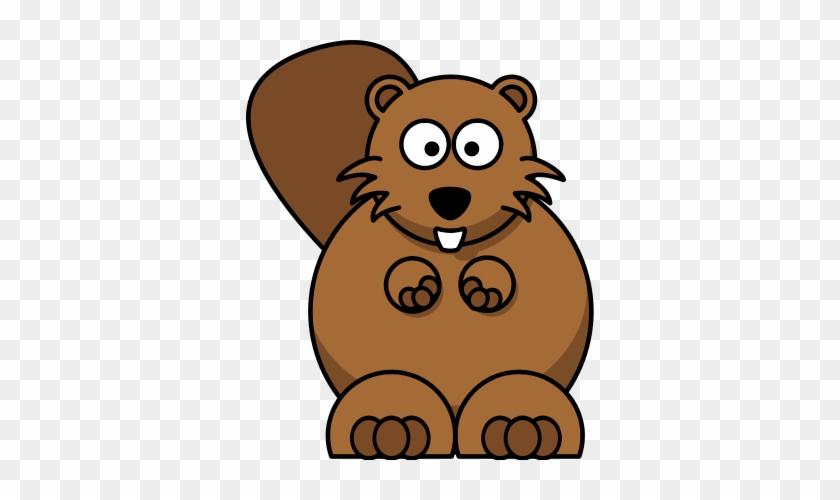 Beaver Clip Art - Beaver Cartoon #97687