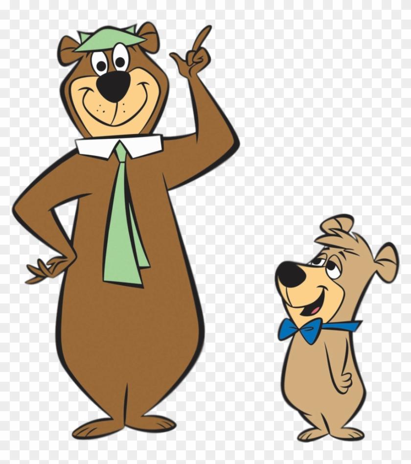 Yogi Bear Clip Art - Yogi Bear And Boo Boo #97805