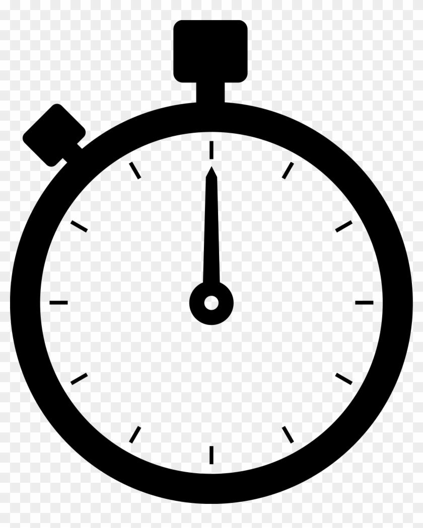 Get Notified Of Exclusive Freebies - Stop Watch Clipart #97862