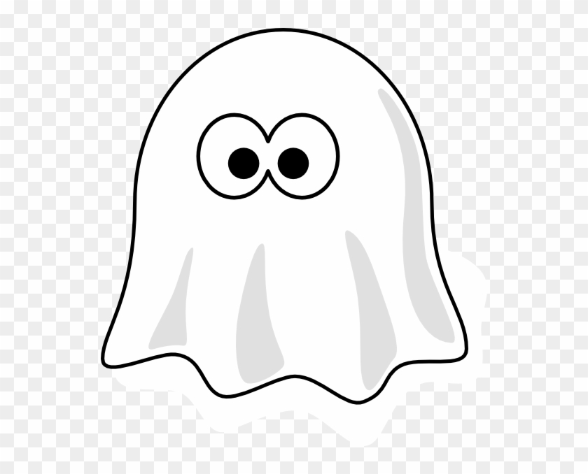 Black And White Ghost - Ghost Friendly #97879