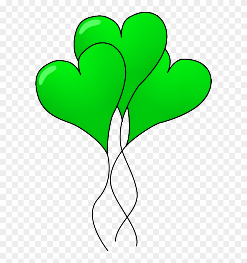 Heart Balloon Clip Art Clipartsco - Happy Valentine Day Dosti Hindi Shayari #98015