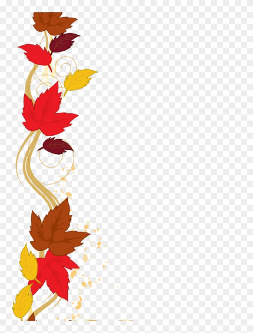 fall border clipart fall leaves border clipart clipart