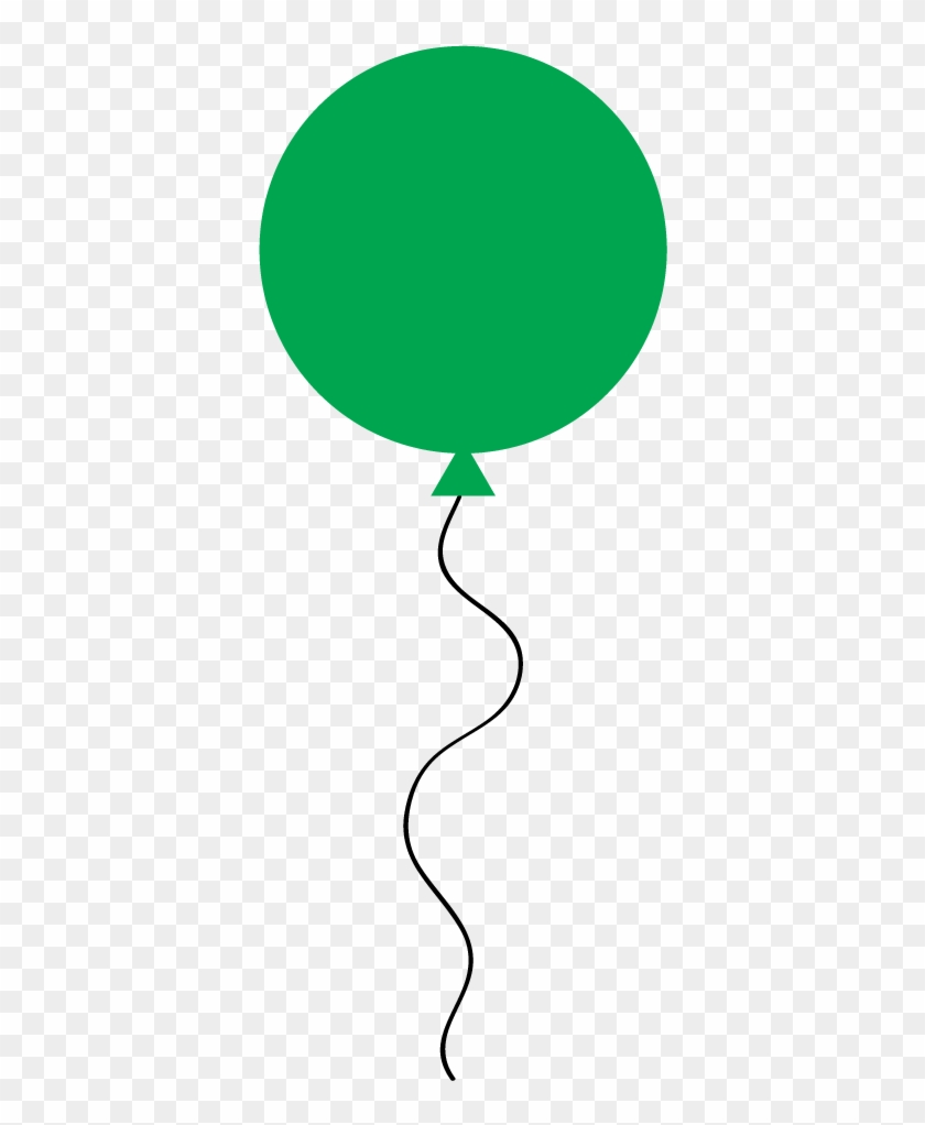Free Birthday Balloons Clipart For Party Decor, Websites, - Free Birthday Balloons Clipart For Party Decor, Websites, #98071