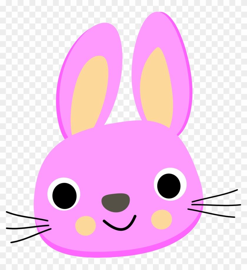 Pink Rabbit Cartoon Free Transparent Png Clipart Images Download