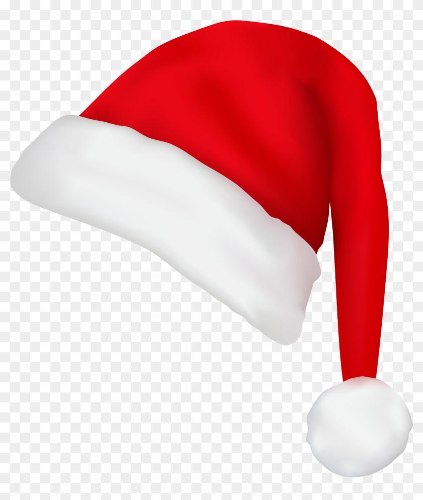 Claus Hat Png - Новогодняя Шапка Для Фотошопа #98162