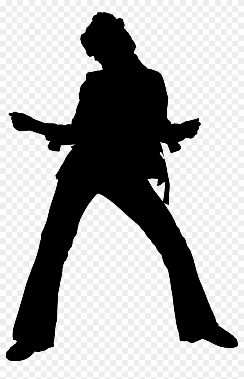 Free Dance Silhouettes, Hanslodge Clip Art Collection - Dance Silhouettes #98365