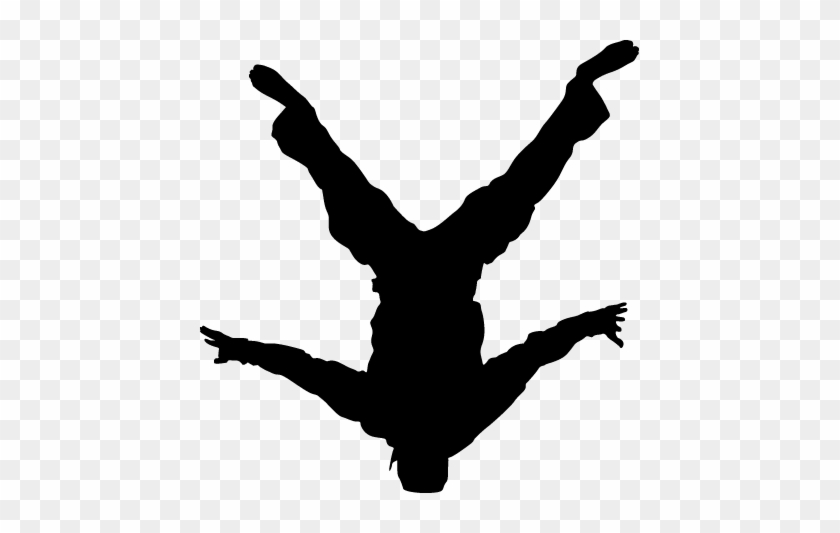 Breakdance Clip Art - Breakdancer Clip Art #98449