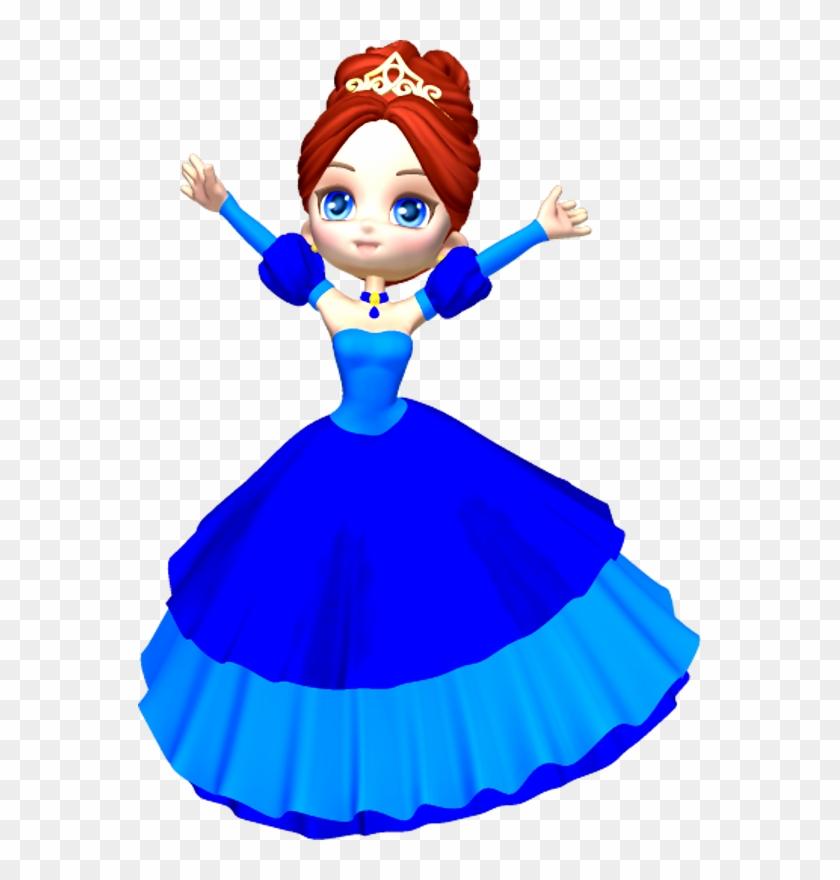 Princess Clipart #98452