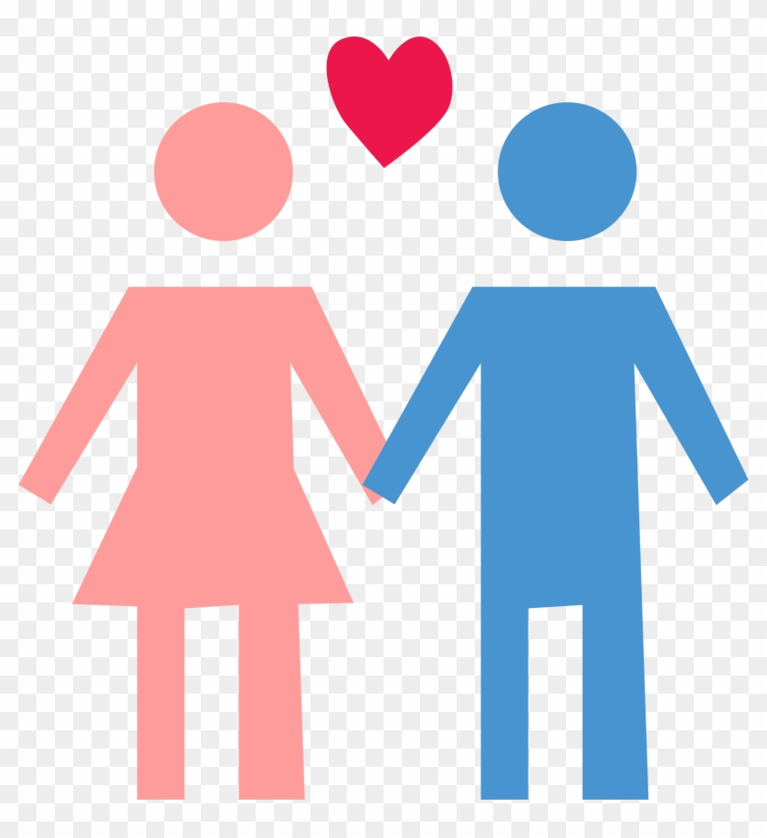 Couple - Couple Icon Png #98475