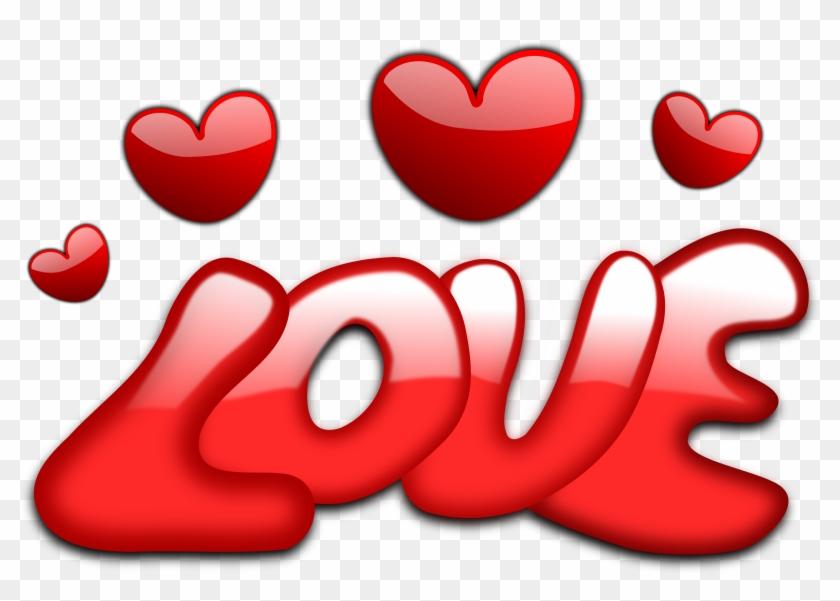Love-graffiti - Love Clipart #98484