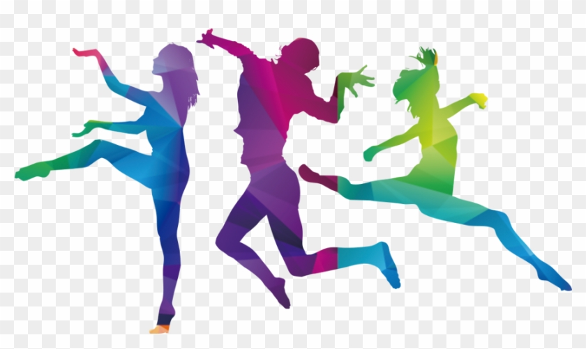 Silhouette Dance Clip Art - Silhouette Dance Clip Art #98505