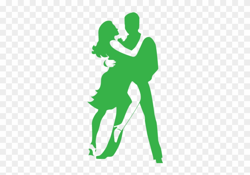 Latin Dancing Png - Clipart Salsa Y Bachata #98506