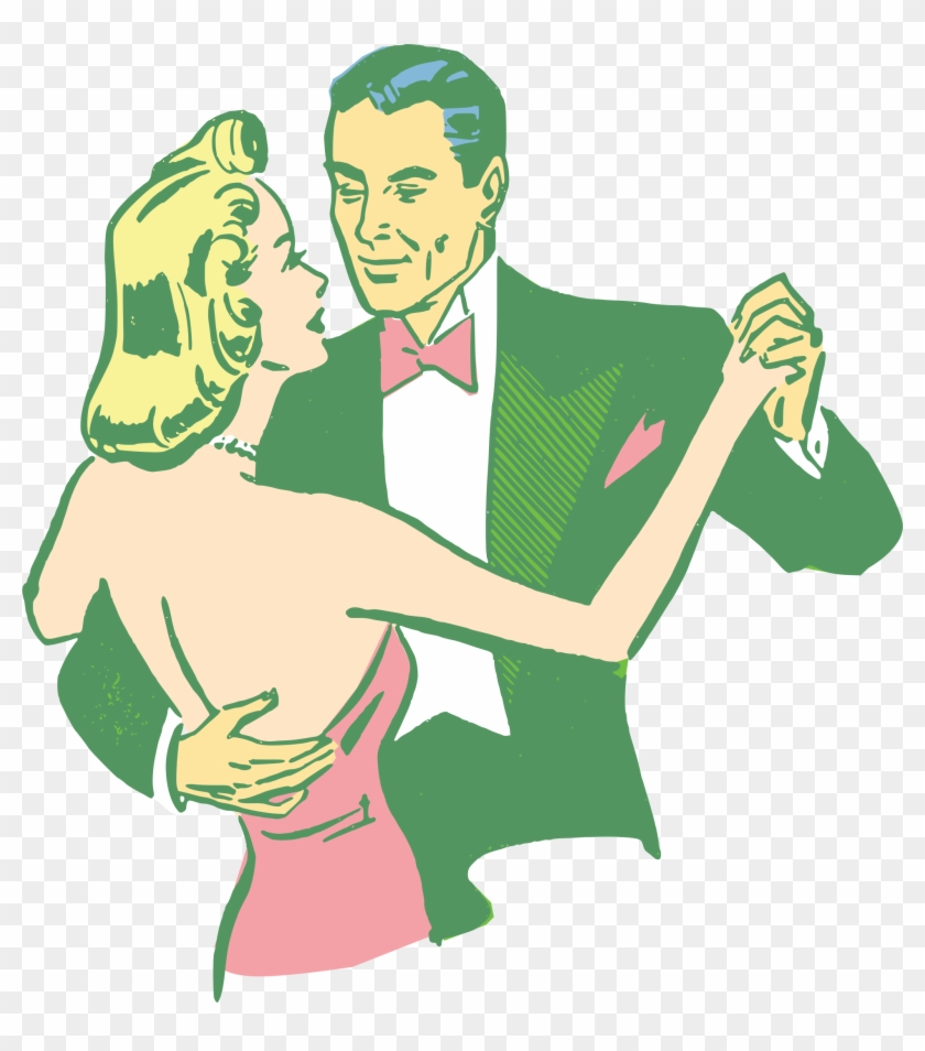 50s - Can I Have This Dance? Throw Blanket #98538