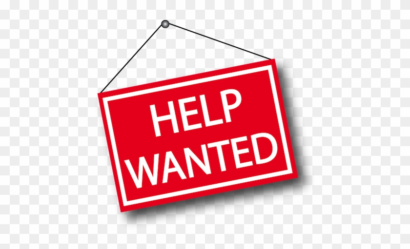 Unique Help Wanted Clip Art Increased Need For Cybersecurity - Next Month Clipart #98587
