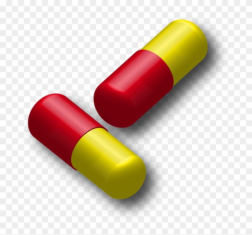 Drugs Clipart Transparent - Pílulas Png #98619