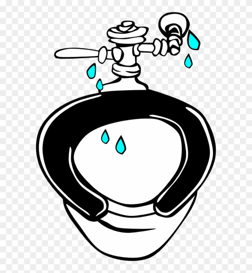 Sneak - Clipart - Toilet Clip Art #98672