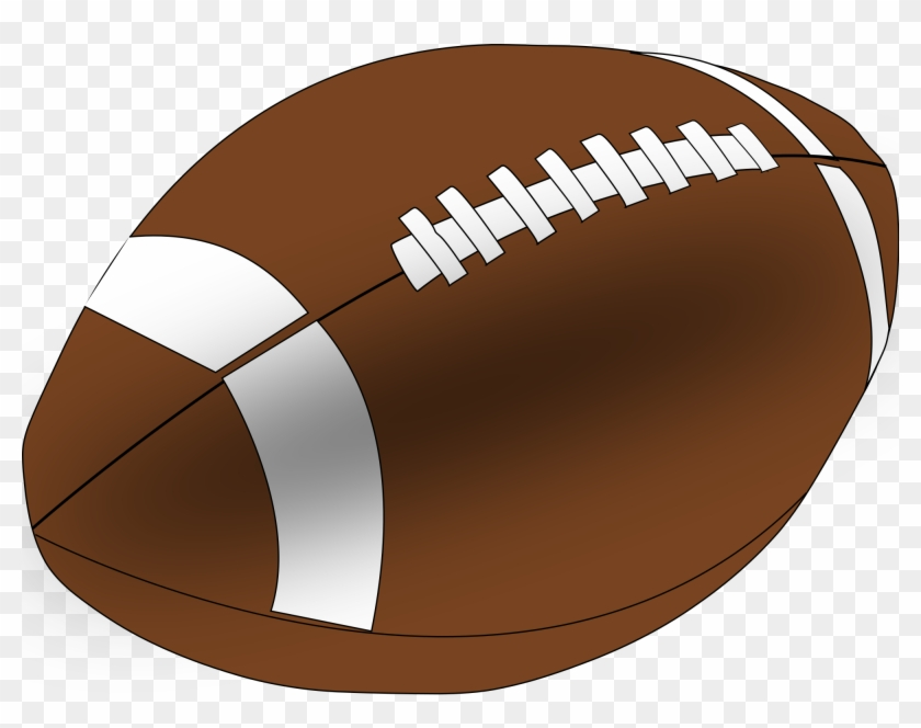 Fileamerican Football - Football With Transparent Background #98713