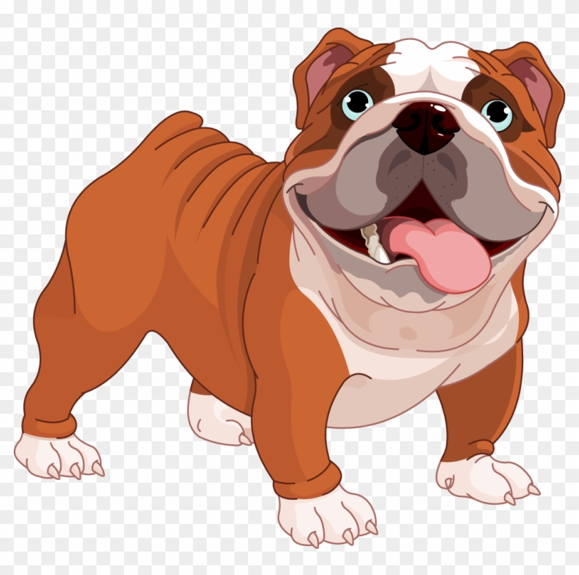 Bulldog Clip Art Library - Bull Dog Clip Art #98800