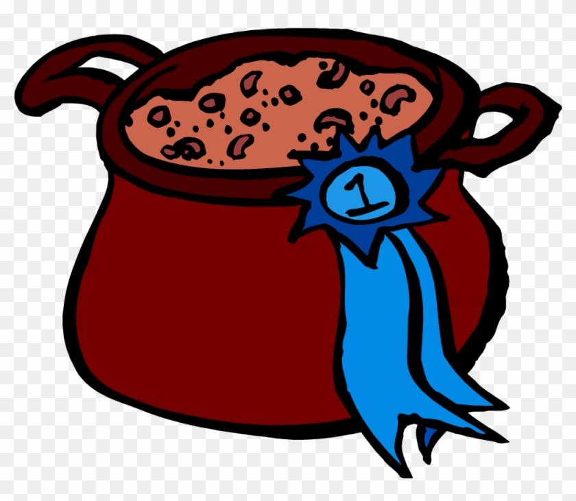 Chili Cook Off The Best Tet - Chili Free Clip Art #98804