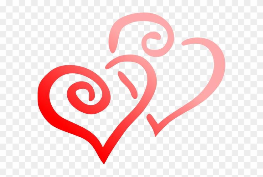 Black & White Clip Art Valentines #98812