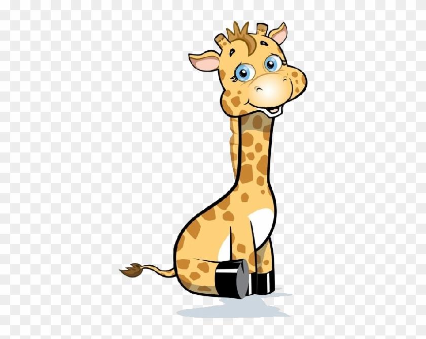 Junior Kindy Newsletter January - Baby Giraffe Cartoon Free #98821