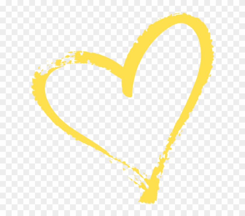 Karen And Kelley Are Not Just Fantastic Groomers But - Yellow Love Heart Png #98938