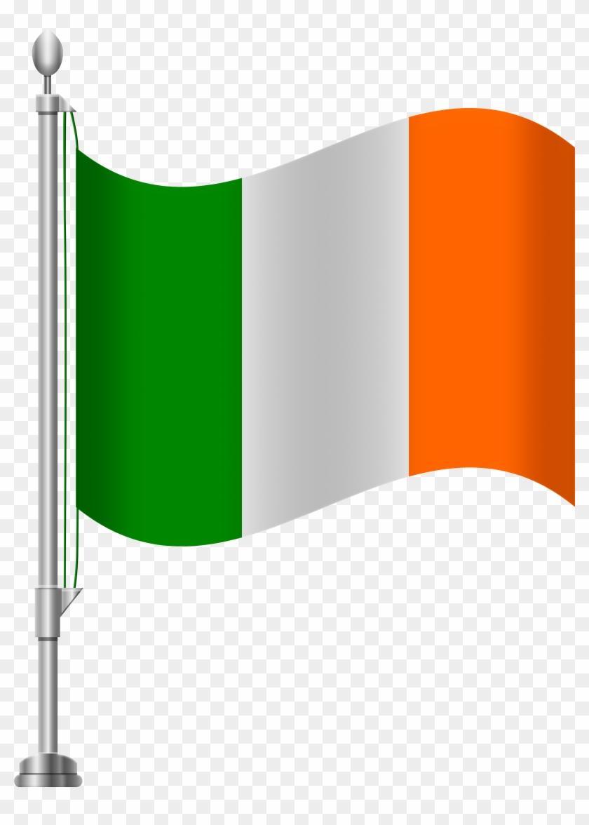 Ireland Flag Png Clip Art - Ireland Flag Png Clip Art #98985